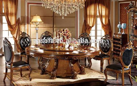 muebles clasicos sevilla muebles cl 225 sicos de madera de lujo comedor juego de