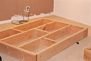 Platform Beds Build Your Own Build Your Own Platform Bed Discover Woodworking