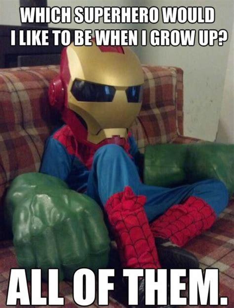 Funny Superhero Memes - funny superhero quotes quotesgram