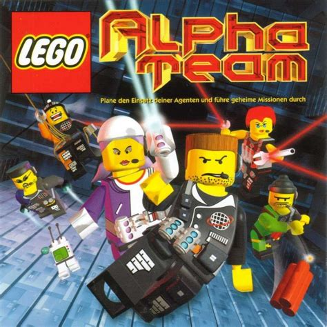 Lego Team 300th post lego of the 90s and early 00s