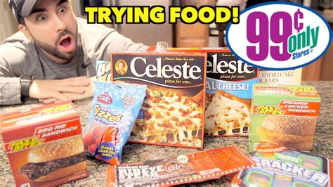 Make Gourmet Tasting Meals From The 99 Cent Store by 99 Cent Store Food Haul At Dollar Store