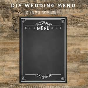 Chalkboard Templates by 7 Chalkboard Menu Template Procedure Template Sle