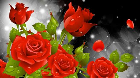 themes rose free download rose flower wallpapers hd wallpaper cave