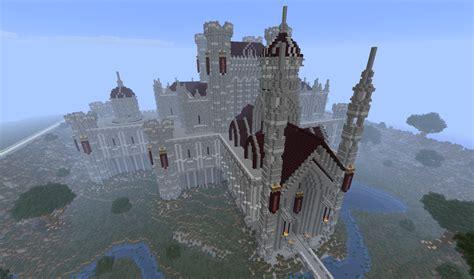 Building Castles ten epic minecraft castles for inspiration minecraft
