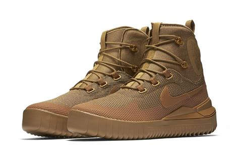 nike sneaker boots own the outdoors with nike s air hiking boots maxim