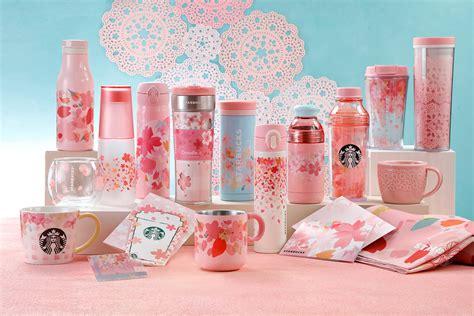 Starbucks Card Korea 2018 Cat starbucks will release cherry blossom flavored related