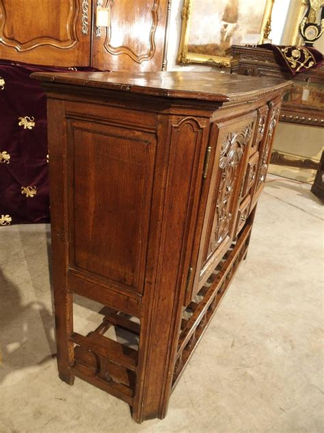 Country Kitchen Buffet by Antique Country Kitchen Buffet From The Early 1800s