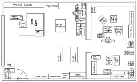 woodworking shop layout plans woodworking shop layout plans 16 x 24 small woodworking