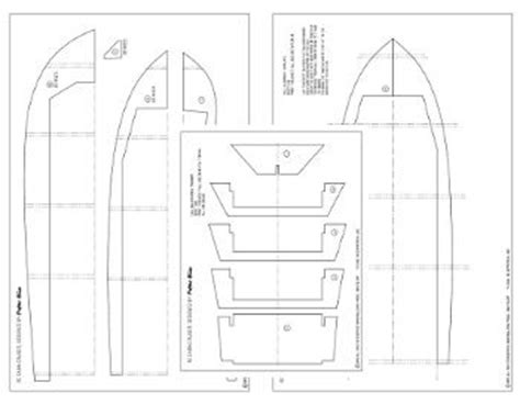 rc boat plans   format  instant access