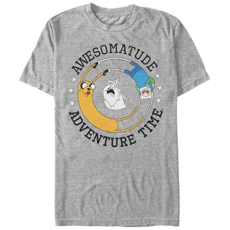 Tshirt Adventure adventure time awesomatude t shirt