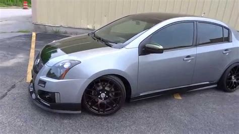 nissan 2008 car 2008 nissan sentra turbo car forsale