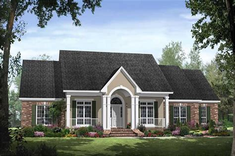 County House Plans by Country House Plans Hpg 2769