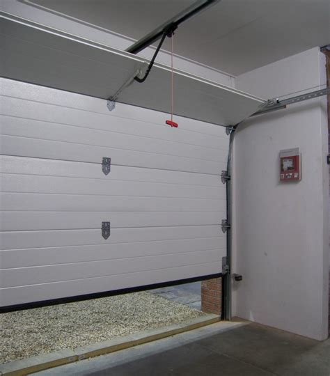 Inside Garage Door by Garage Doors Garage Door Company Grantham