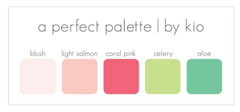 perfect color combinations awesome spring wedding color palette ideas styles