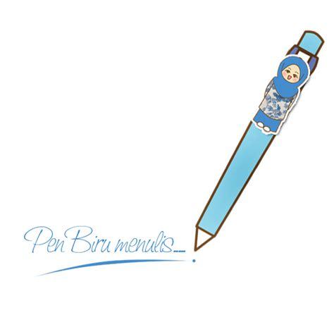 Istana Cinta Doodle Untuk Pen Biru