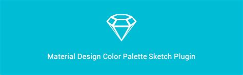 pattern sketch plugin material design colour palette sketch plugin