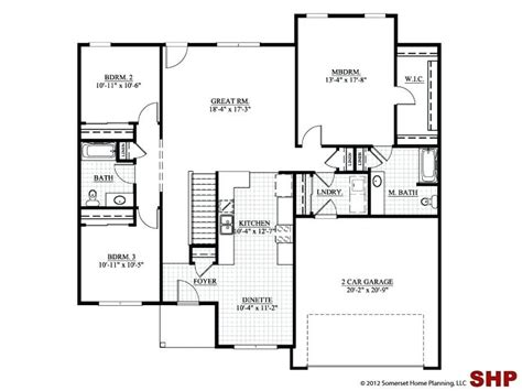 3 Bedroom House Plans With Garage by 3 Bedroom House Plans No Garage Lovely E Story House Plans