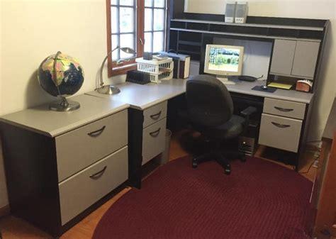 corner desk with matching file cabinet corner desk unit with matching lateral file cabinet