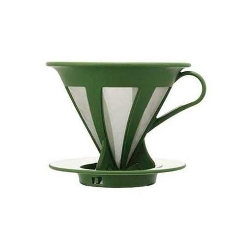 Murah Hario Cafeor Dripper 02 V60 Cfod 02 hario cafeor dripper olive green 02 cfod 02 og