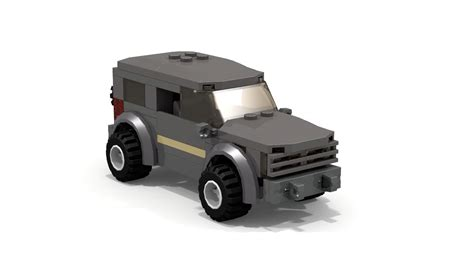 lego vehicle tutorial lego city 4x4 car tutorial youtube