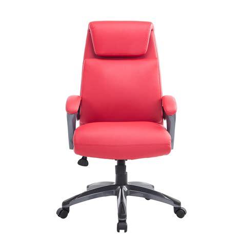 homcom race car style pu leather heated massaging office
