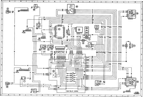 peugeot 205 wiring diagram efcaviation