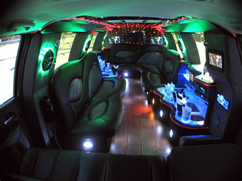 best limos in the world inside the world s first hybrid suv limo wired
