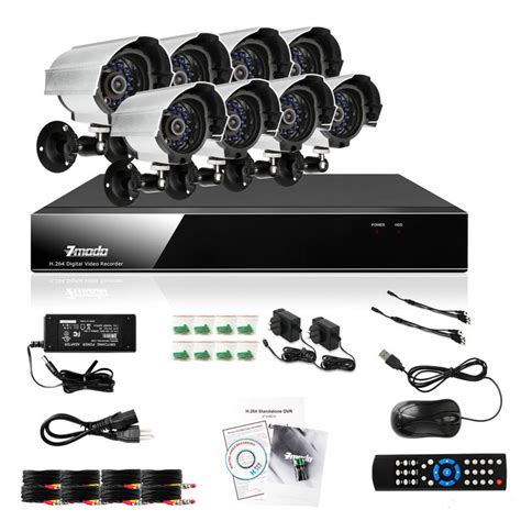 pin cctv system best surveillance cameras on