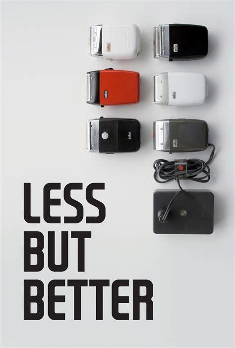 design better design ideology of dieter rams kinetic aesthetic