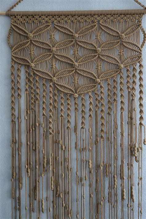 Macrame Guide - macrame wall hanging by mrcolmar on etsy macrame