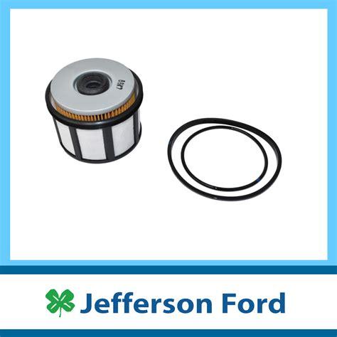 genuine ford filter fuel  diesel  series