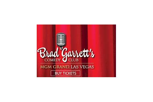 brad garrett comedy club coupons