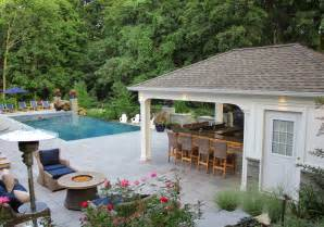 How Much Is A Stamped Concrete Patio Custom Carpentry Cabanas Amp Pool Houses Long Island