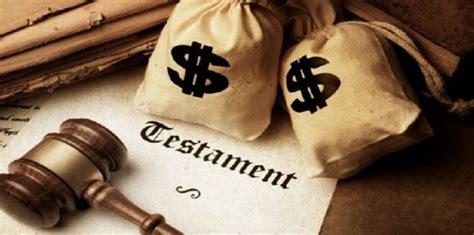 trascrizione testamento olografo accettazione di eredit 224 casa i costi le procedure l