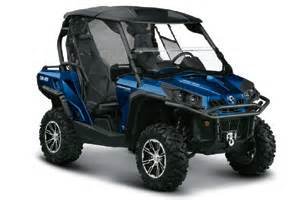 2012 can am commander 1000 efi 4x4 limited utv  features