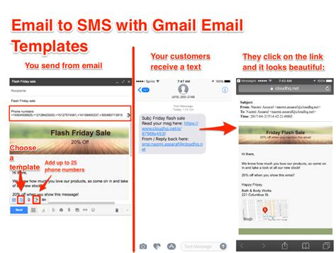gmail email templates email to text and gmail email templates cloudhq