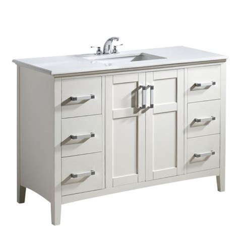white bathroom vanity canada white bathroom vanity canada 28 images naples white 48