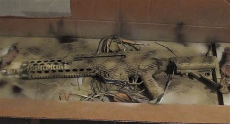 spray painting rifle 8 best images of paint digital camo gun kit digital camo