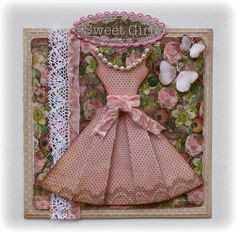 Folded Dress Card Template by Dress Card On Paper Dresses Stin Up Cards