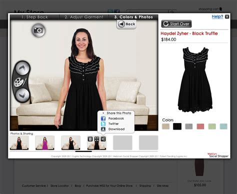Room Maker Online 3 virtual changing room apps for fashion retailers poq