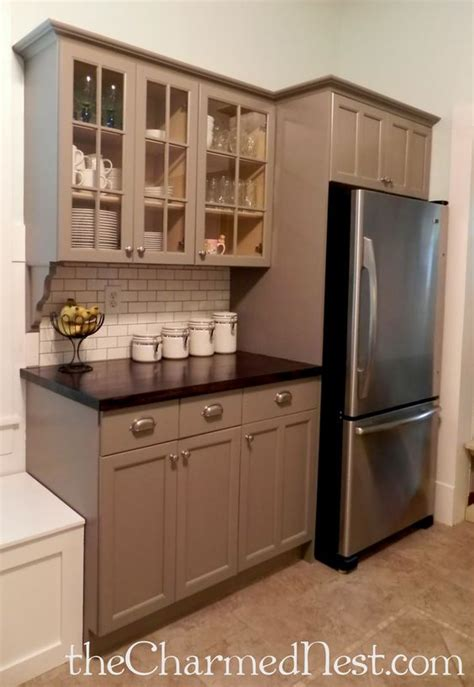 Chalk Painting Kitchen Cabinets Ohhh The Counter Tops Chalk Paint For Kitchen Cabinets
