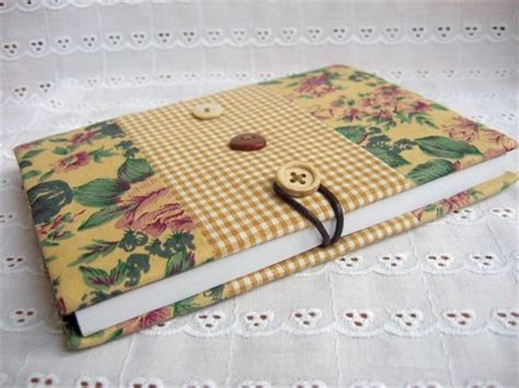 Easy Accessories To Make And Use Every Day by Notebook Cover Forro De Cuaderno Costura