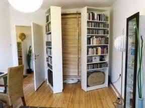 Billy Bookcase Ikea Hack Ikea Murphy Bed Hack For The Home Pinterest