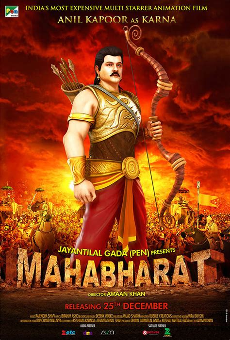 download film mahabarata movie mahabharat 3d photos mahabharat 3d images mahabharat
