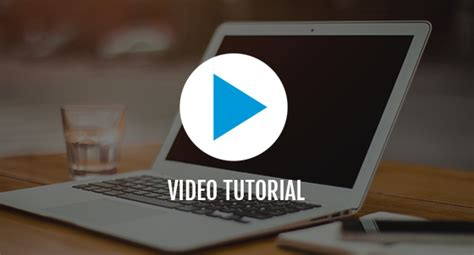 tutorial video website software tutorials