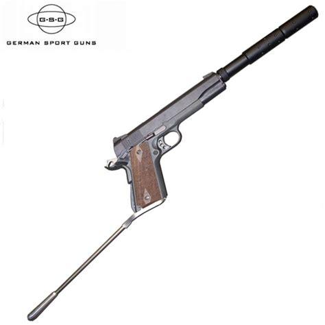 barrel 22 pistol gsg 1911 22lr barrel pistol black bagnall and kirkwood