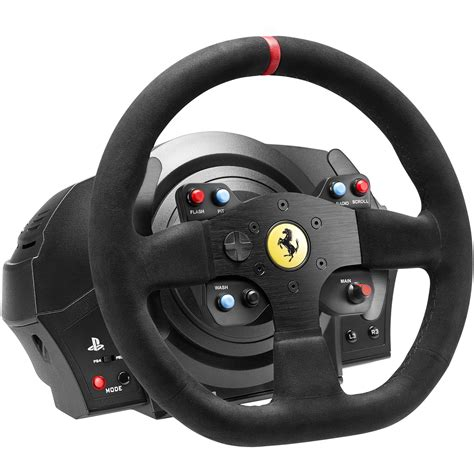 thrustmaster volante thrustmaster t300 integral racing wheel 4169082 b h