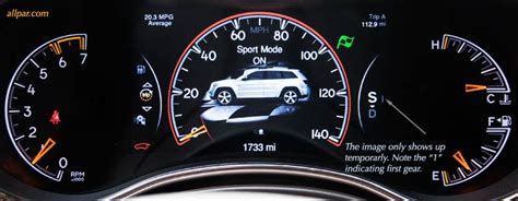Jeep Grand Sport Mode 2014 Jeep Grand Road Test Review