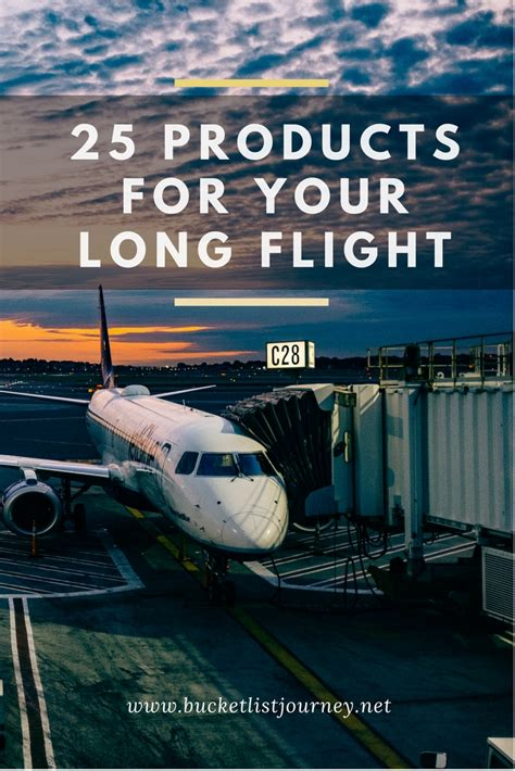 how to have a comfortable flight comfortable airplane travel 25 products to take on your