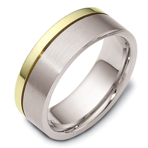 s two tone gold band 444 bellevue seattle joseph